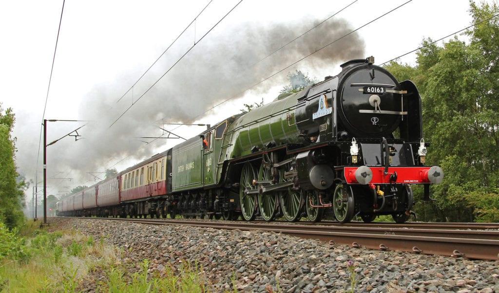 LNER A1 No. 60163 Tornado