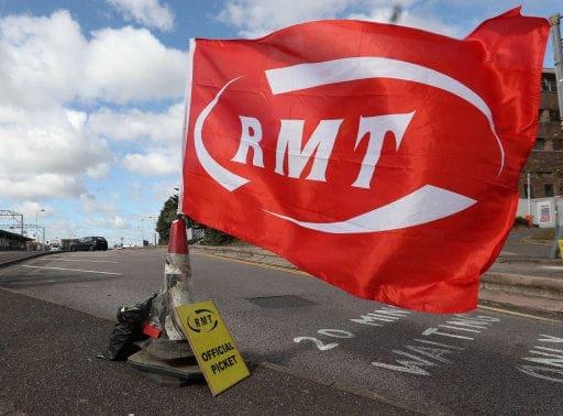 RMT strike