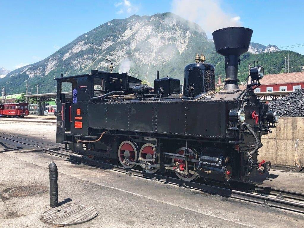 Austrian Zillertalbahn engine to visit Welshpool for 2 years!