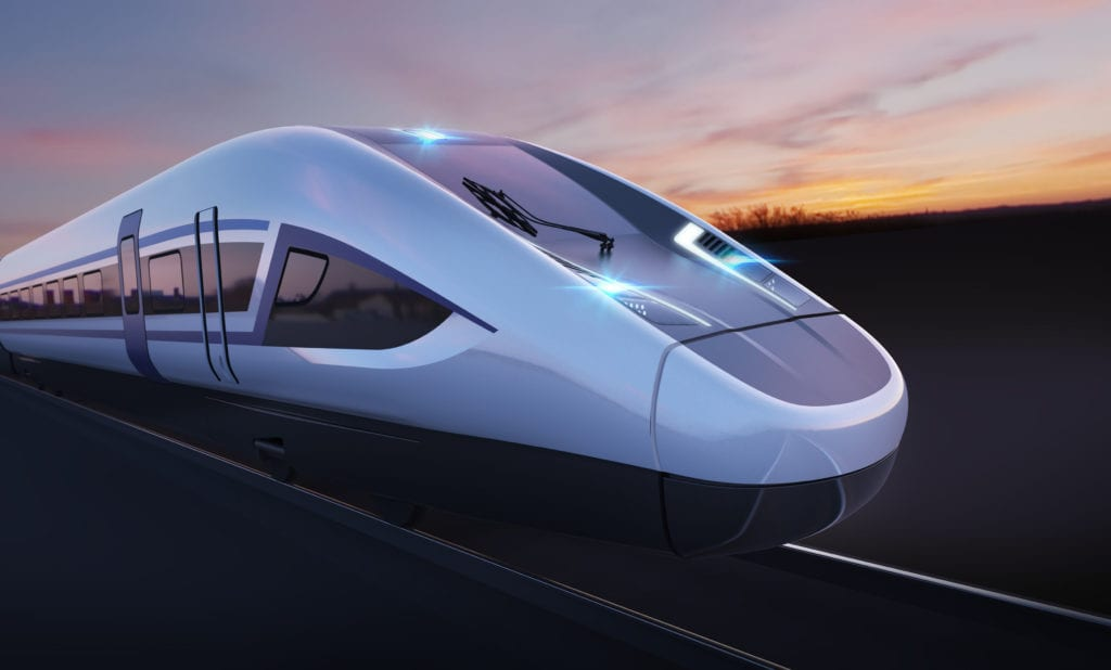 HS2 train decision delay