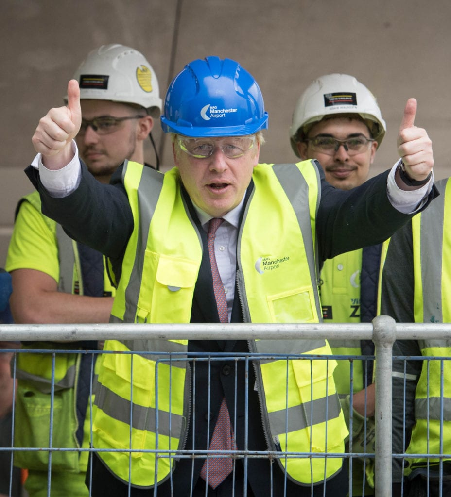 Commit £39bn to Northern Powerhouse Rail, leaders tell Boris JohnsonStefan Rousseau/PA Wire