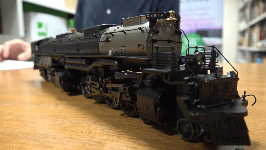 "Union Pacific ""Big Boy"""