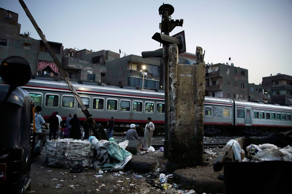 Egypt's railway system has a history of badly maintained equipment and poor management.
