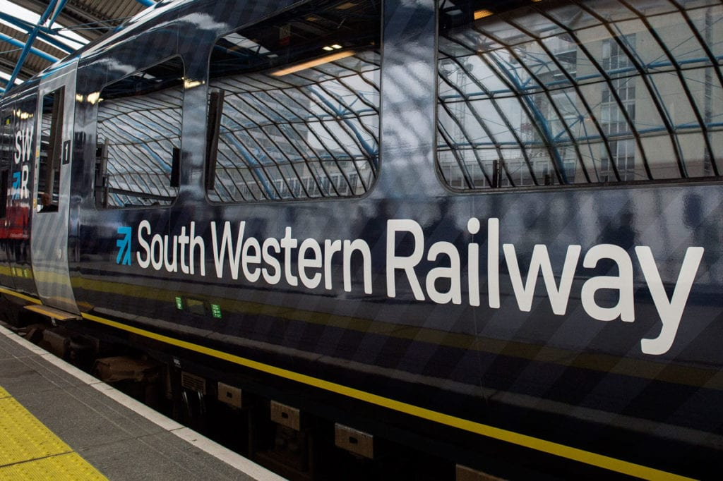 Workers on South Western Railway are to strike for 27 days in December in the long-running dispute over guards on trains, the RMT union said.