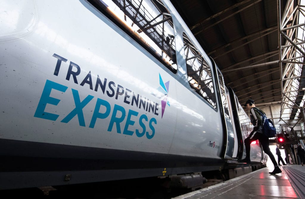 Transport for the North has set struggling train operator TransPennine Express a public target to significantly improve its performance.