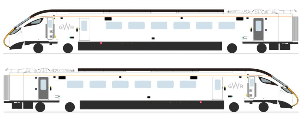 GWR livery design