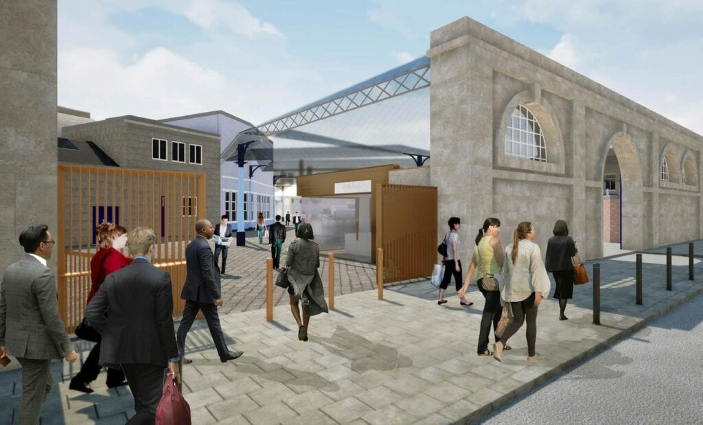 Newcastle Central Station revamp plans approved