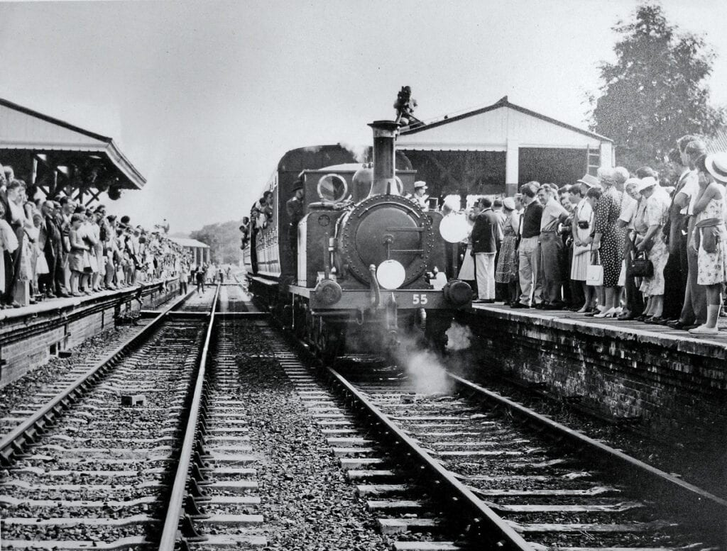 Photo: Bluebell Railway Archive