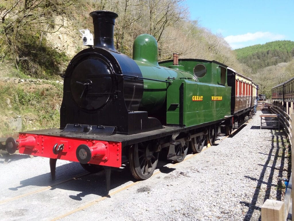 Historic Welsh locomotive to steam again at Gwili Railway