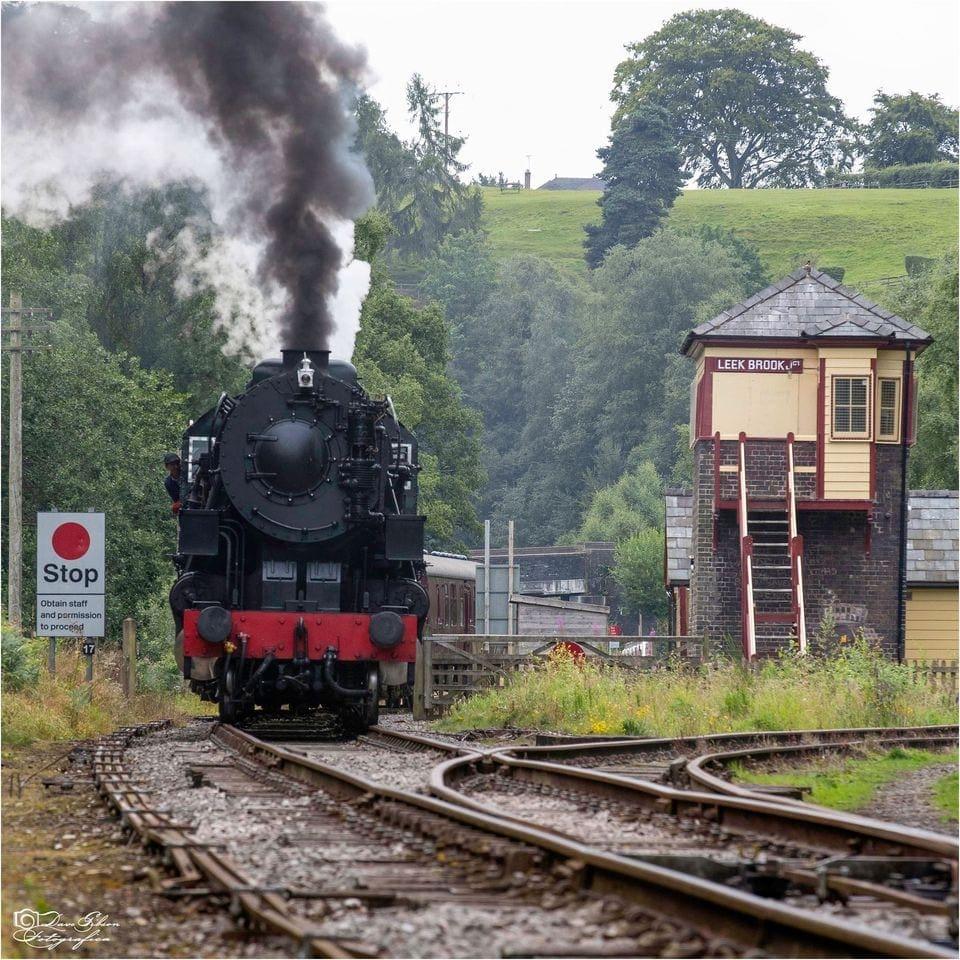 Thieves target Churnet Valley Railway