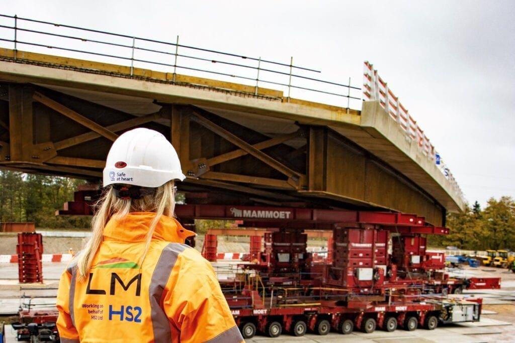 HS2 bridge