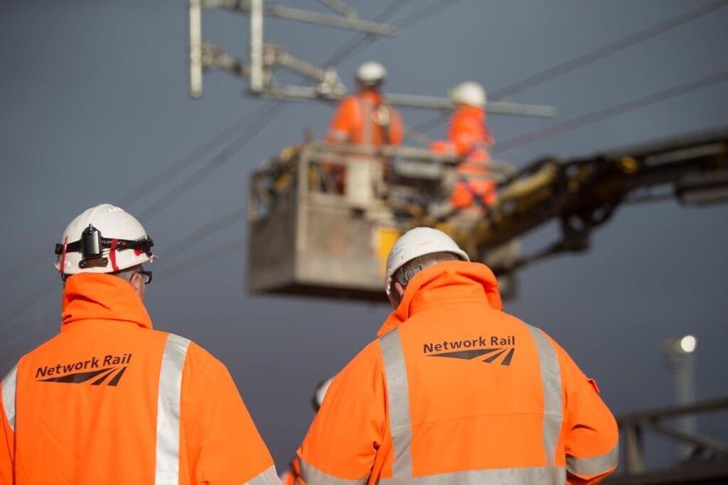 nPlan and Network Rail