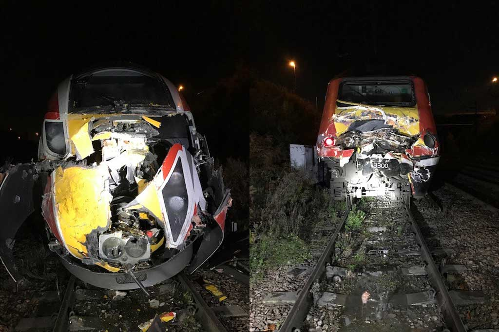 Azuma driver's struggle to use onboard software led to crash